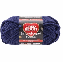 Red Heart Mixology Solids Yarn