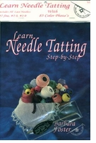 Needle Tatting Set With #7 #5-0 #3-0 Needles & Threader