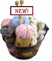 New Knitting and Crocheting Additions