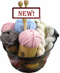New Knitting and Crocheting Additions - Click to enlarge