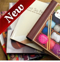 New Knitting Books New Crochet Books