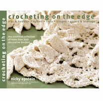 Nicky Epstein Books Crocheting On The Edge