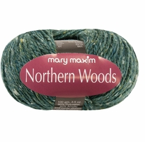 Mary Maxim Northern Woods Yarn