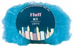NY Yarns Fluff Yarn - Click to enlarge