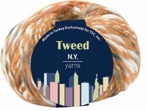 NY Yarns Tweed Yarn