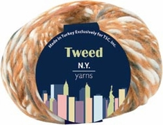 N.Y. Yarns Tweed Yarn - Click to enlarge