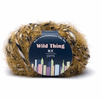 N.Y. Yarns Wild Thing Yarn