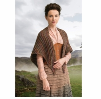 Outlander Yarn Kit Arrival At Lallybroch Shawl