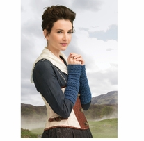 Outlander Yarn Kit Journey To Standing Stones Arm Warmers