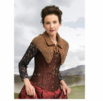 Outlander Yarn Kit The Hunt Enthralling Capelet