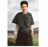 Outlander Yarn Kit The Way Out Captivating Capelet