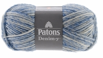 Patons� Denim-Y� Yarn