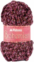 Patons Bohemian Yarn - Click to enlarge