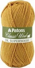 Patons® Classic Wool Dk Super Wash Yarn - Click to enlarge