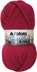 Patons Classic Wool Roving Yarn - Click to enlarge