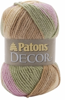 Patons Decor Variegated Yarn