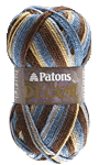 Patons® Decor Variegated Yarn