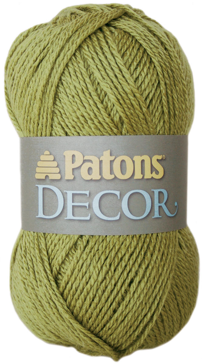 Patons Yarn : ... Knitting-Warehouse Softness Meter - Rating 7 ? Patons? Decor Yarn
