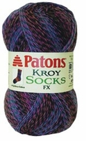 Patons Kroy Socks FX Yarn