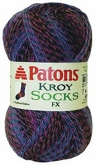 Patons® Kroy Socks FX Yarn - Click to enlarge