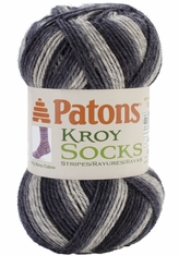 Patons® Kroy Socks Yarn - Click to enlarge