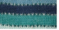 Patons® Kroy Socks Yarn Cyan Stripes