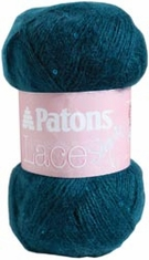 Patons Lace Sequin Yarn - Click to enlarge