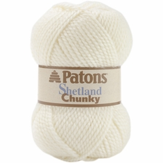 Patons® Shetland Chunky Yarn - Click to enlarge