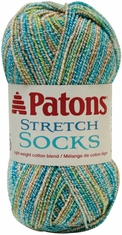 Patons Stretch Socks Yarn - Click to enlarge