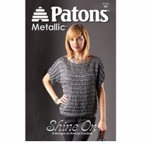 Patons Shine On-Metallic