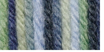 Phentex Worsted Ombres Yarn Blue Grass