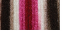 Phentex Worsted Ombres Yarn Chocolate Cherry