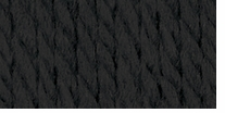 Phentex Worsted Solids Yarn Black