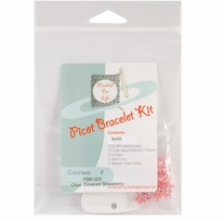 Picot Bracelet Kit Refill Chocolate Covered Strawberry