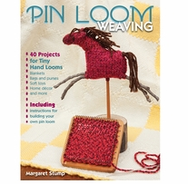 Pin Loom Weaving 40 projects