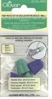 Point Protectors For Circular Knitting Needles For Sizes 0 8