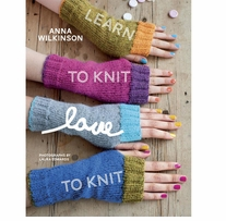 Potter Craft Books Learn To Knit Love To Knit