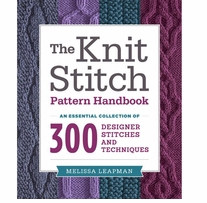 Potter Craft Books The Knit Stitch Pattern Handbook