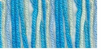 Premier Cotton Fair Variegated Yarn Blue Ice