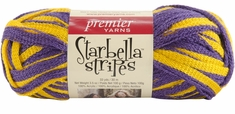 Premier Starbella Stripes Yarn - Click to enlarge