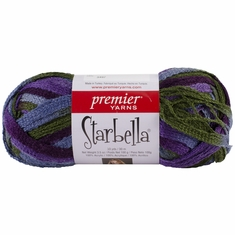 Premier Starbella Yarn - Ruffle Yarn - Click to enlarge
