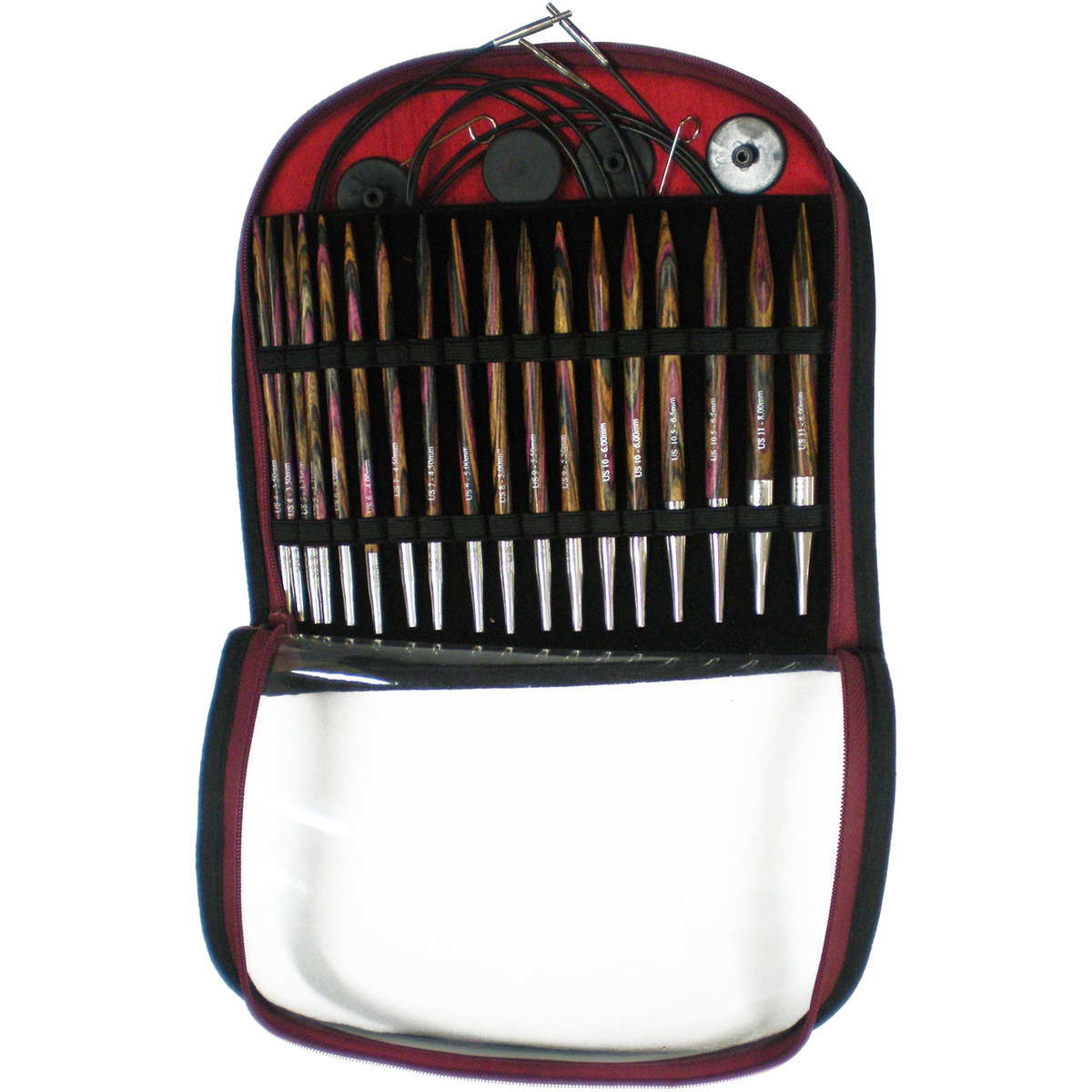 Premier Yarn Needle Amp Notions Organizer Red