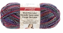 Premier Yarns Wool-Free Lace Yarn