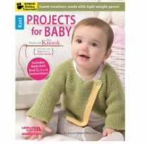 Projects For Baby Made With Knook