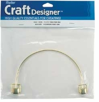 Purse Handle Frame Brass #91
