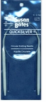 Quicksilver Circular Knitting Needles