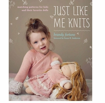 Random House Books Just Like Me Knits