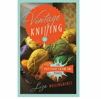 Random House Books Vintage Knitting