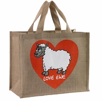 Re-Usable Shopping Bag Love Ewe