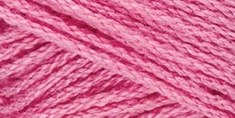 Red Heart Baby Sheen Yarn Pink - Click to enlarge